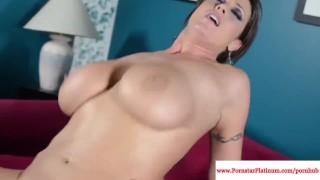 On tits eva notty her jizzed pornstarplatinum big