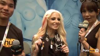 Awards interview six at avn rikki pornhubtv interview fake