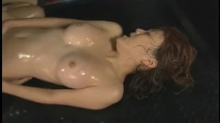 Japanese FemDom Dominates Lesbian Submissive While Fucking Her With Strapon porno
