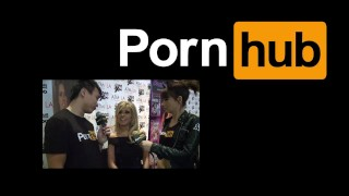 Awards aubrey addams at interview avn pornhubtv tiny tits
