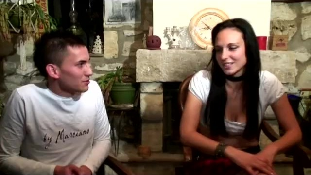 Home amature porn vidoes - Cute french teen couples first anal casting vido tape