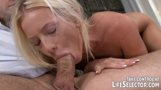 Babysitters get a banging naughty hard reality lifeselector
