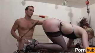 MAITRE WILLIAM - Scene 1 Fucking european