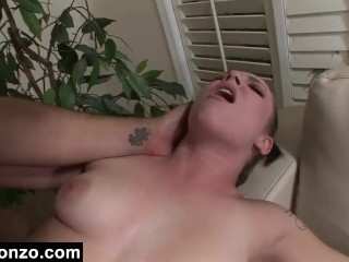 Porn Newbie Baily Nervous For Her First Time
