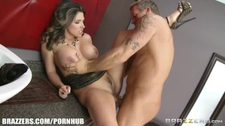 Danica Dillian cheats on her BF - Brazzers
