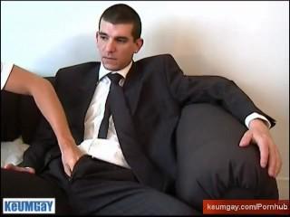 Suite trouser...