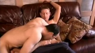 Hairy Gays Trading Blowjobs