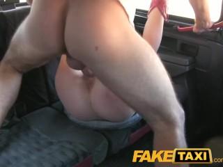 FakeTaxi Ex girlfriend still likes it up the ass