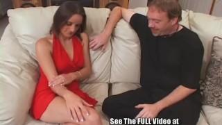 Cunt hottie and gets fucked throat amateur brunette