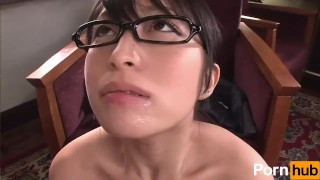 scene ol no showa zenpen sucking secretary
