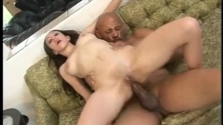 Fucking scene your daddy im  stretched bbc