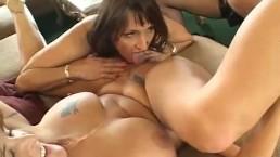 Mature Kink Orgy #1, Scene 1