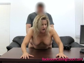 Mom Creampie For A Washer & Dryer