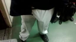 flagra de pau duro no metro # 7