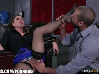 Preview 3 of Hot office sex with Bunny - Brazzers