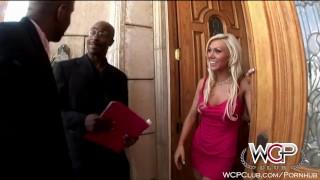 WCP Club Blonde babe housewife threesome fuck