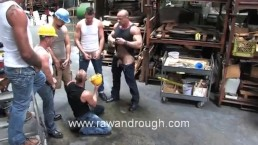 Meaty Muscle Machinists Part 1