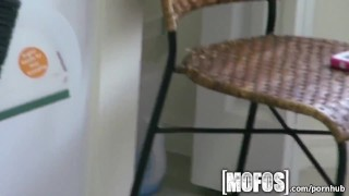 Mofos - Olivia makes cleaning sexy Exclusiveclub.com gyno