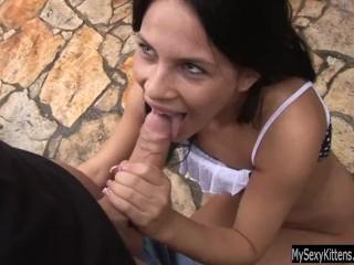 Caroline Bliss Nude Pics Caroline Catz Black Knickers & Topless, Porn 01: