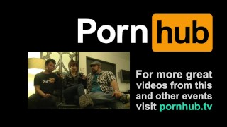 Goes pornhubtv coco covers with velvett the under tits interview