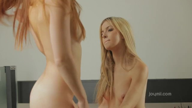Abigail Clayton And Denisa Heaven Finger Each Other Till They Cum
