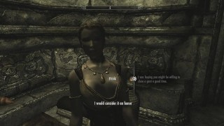 Skyrim Sex With Hroki