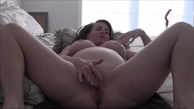 Pregnancy 12 weeks sex spot - 26 weeks pregnant milf gives you cum eating instructions