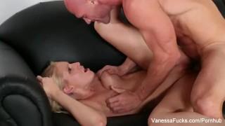 Cage hard gets vanessa fucked throating vanessafucks