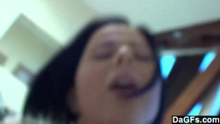 Agent to casting get fucking work her big blowjob