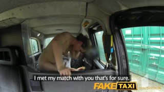 Tourist fucks a sucks and like pro faketaxi london amateur spycam