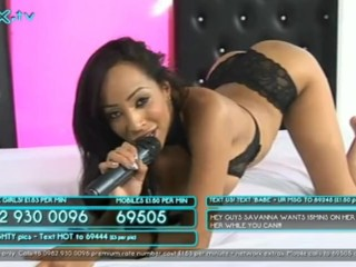 Preview 5 of Savannah Mai Shows Pussy on Babestation Extreme