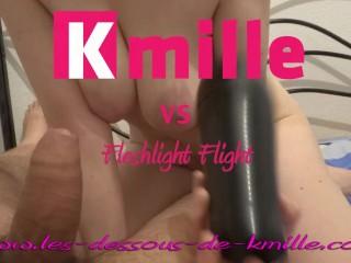 Kmille VS Fleshlight Flight
