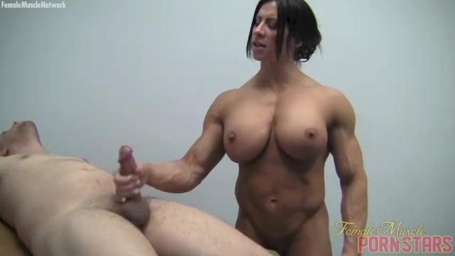 Angela Loves Giving Handjobs - 4