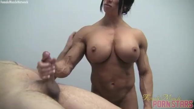 Angela Loves Giving Handjobs - 7