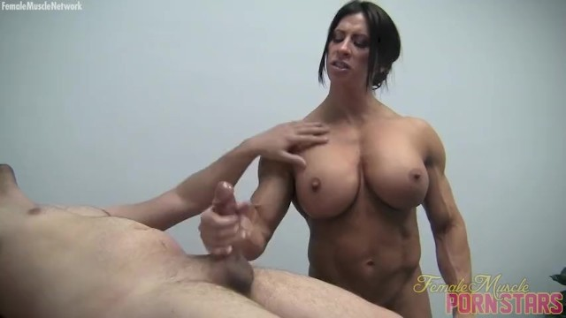Angela Loves Giving Handjobs - 9