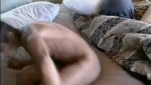 Hairy Hunk Wakes Up To Mastrubate - 7
