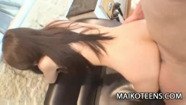 Mio Yamauchi - Japanese Teen Satisfying Her Pussy - 11