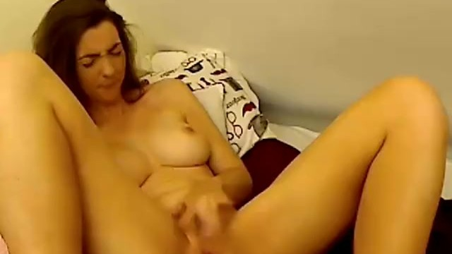 Busty Teen Playing her Pussy - 13