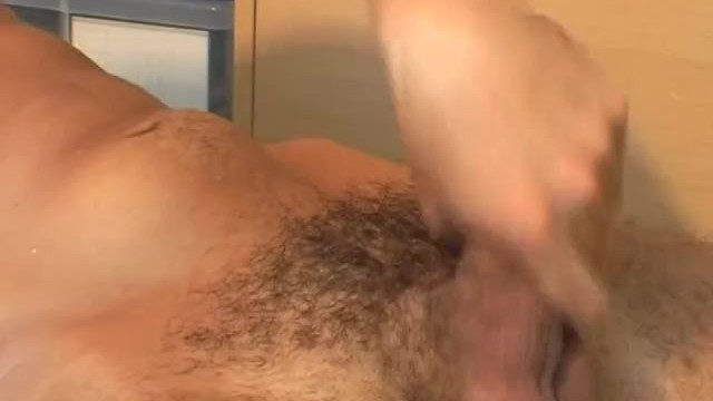 Very handsome french arab guy serviced his huge cock. - 4