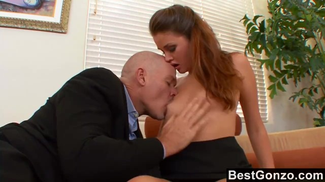 Employee Easily Seduced By Her Boss - 3