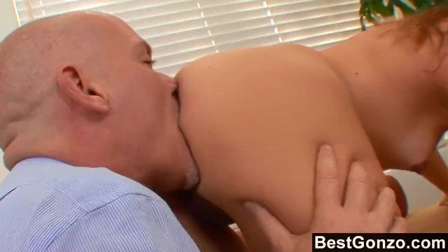 Employee Easily Seduced By Her Boss - 5