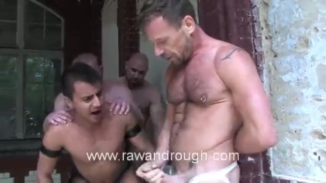 Fisting Euro Piss Pigs - 3