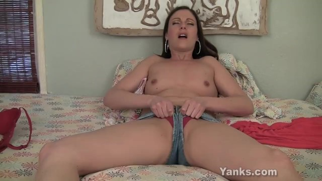 Superb Samantha Fucking A Giant Toy - 3