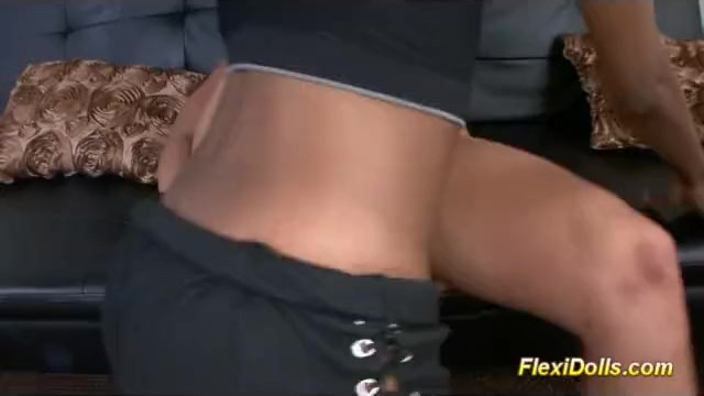 Kelsi Monroe as flexi contortion real doll - 11