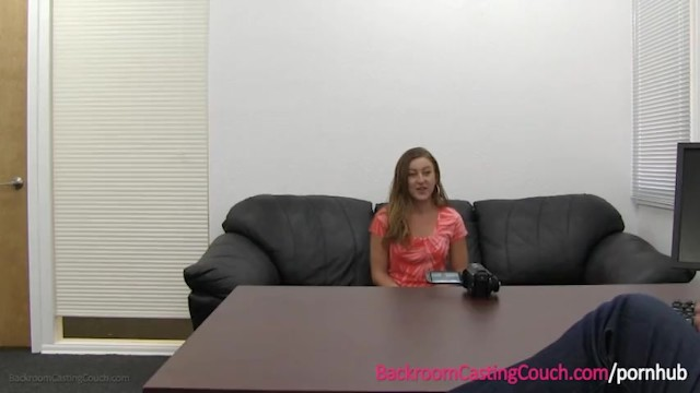 Young Mom Cheating on Boyfriend on Casting Couch - 3
