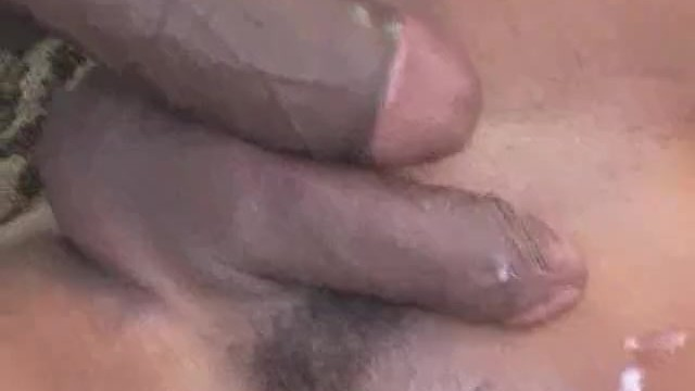 Black Dude In Beret Fucks And Cums On His Mate - 16