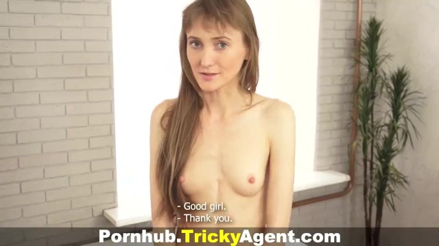 Tricky Agent - Assfucked with her bf downstairs - 7