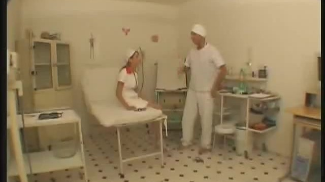 Playful Nurse And Doctor - 2