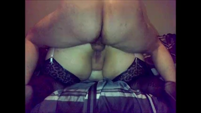 Hot couple fucking in the bedroom - 15