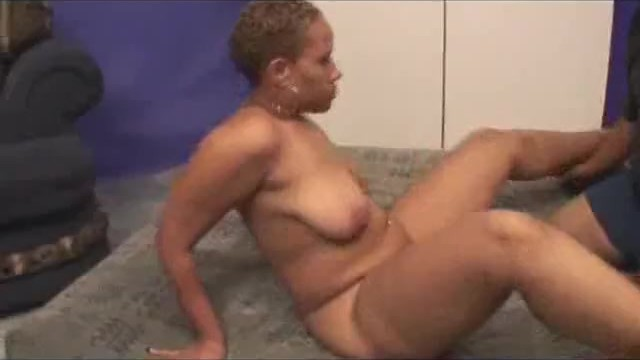 Black Plumper Fucked And Jizzed On - 2